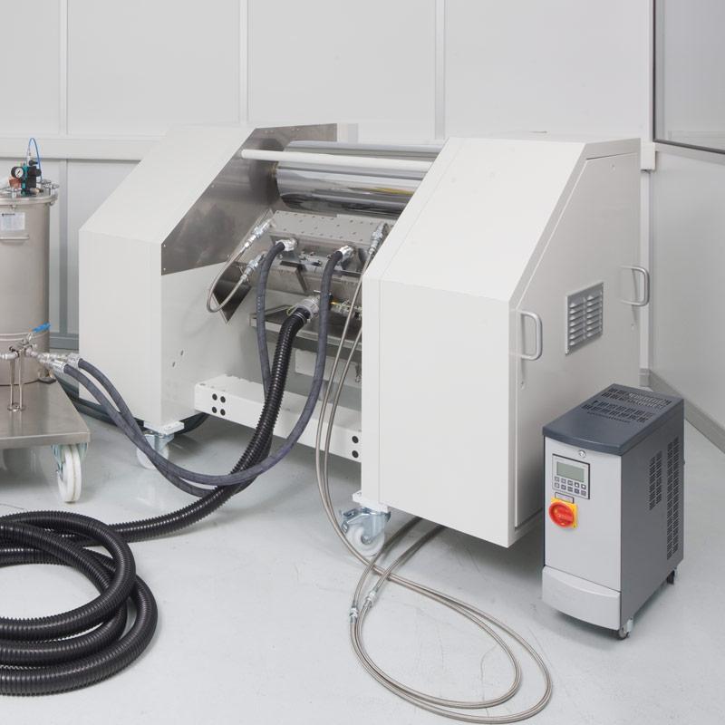 FMP Technology, Beschichtungstechnik,Trocknungstechnik, Schlitzdüsensystemen, Kleinbeschichtungsanlagen, Industrietrockner, Labortrockner, Beschichtung, Trocknung, maßgeschneiderte Systeme